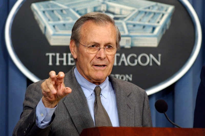 Canuck Resistance to CIA Coup Stiffens; Rumsfeld Says No New Troops Needed